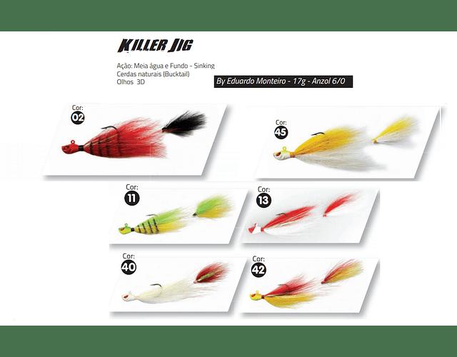 Isca Artificial Yara - Killer Jig 17g