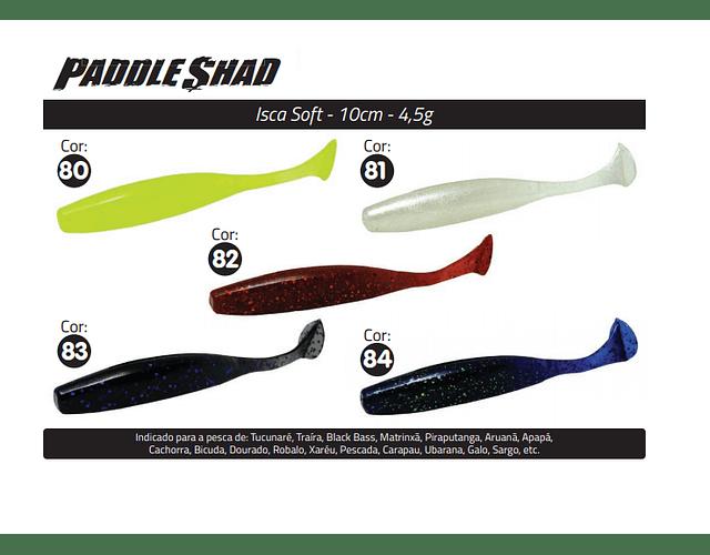 Isca Artificial Yara - Paddle Shad