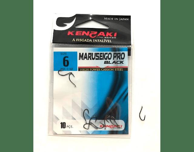 Anzol Kenzaki Pro - Maruseigo Black