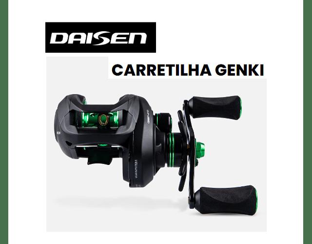 Carretilha Daisen - Genki