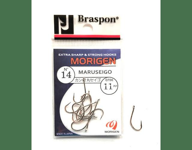 Anzol Morigen - Maruseigo Niquel
