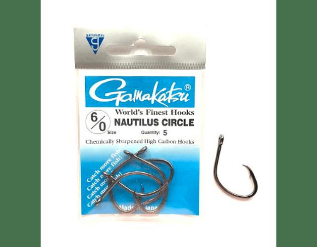 Anzol Gamakatsu - Nautilus Circle