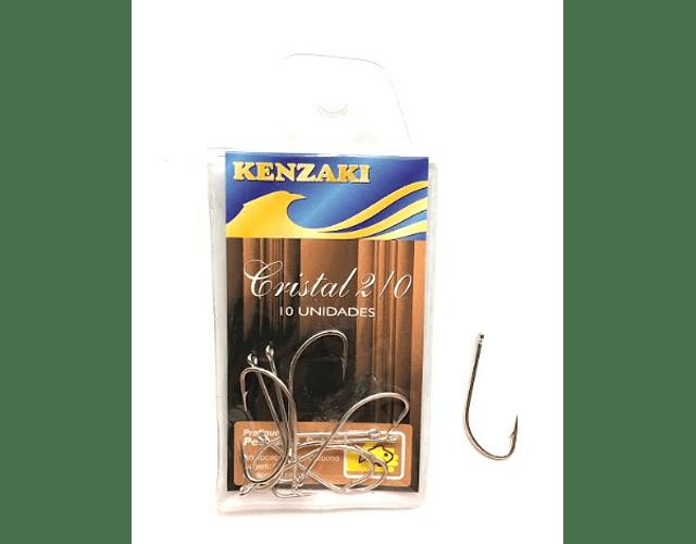Anzol Kenzaki - Cristal