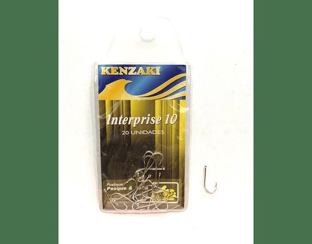 Anzol Kenzaki - Interprise