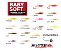Isca Artificial Monster 3x Soft - Baby Soft 6,5cm