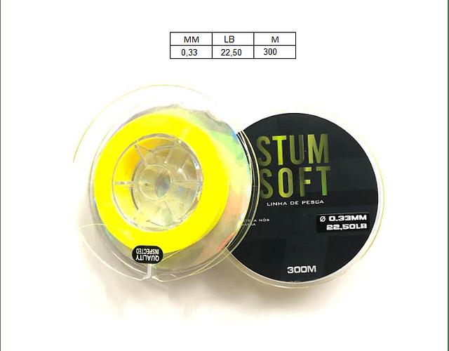 Linha Albatroz - Stum Soft