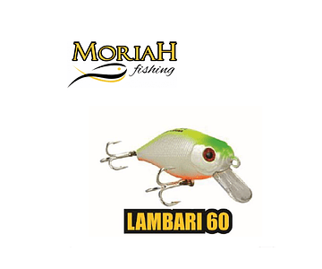 Isca Artificial Moriah - Lambari