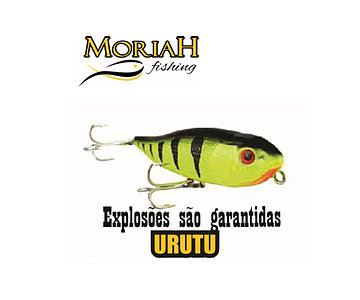 Isca Artificial Moriah - Urutu