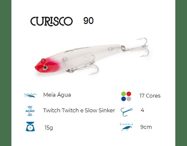 Isca Artificial Nelson Nakamura - Curisco 90