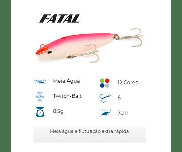 Isca Artificial Nelson Nakamura - Fatal 70