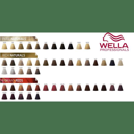WELLA COLOR TOUCH + EMULSION 120 ML. VOL6