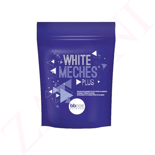DECOLORANTE WHITE MECHES 500GR BBCOS