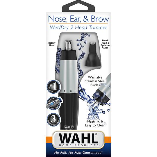 Recortadora de naríz y orejas Ear, Nose & Brow Wahl (5560-3808)