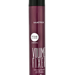 LACA VOLUMEN FIXER 4 MATRIX 400ML.