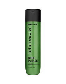 SHAMPOO CURL PLEASE MATRIX TOTAL RESULTS 300ML