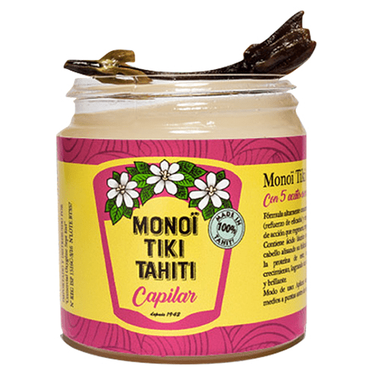 MONOI TIKI TAHITI CAPILAR
