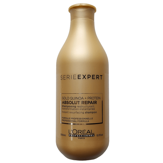 SHAMPOO LOREAL PROFESIONAL ABSOLUT REPAIR 300ml.