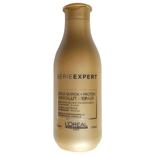 ACONDICIONADOR LOREAL PROFESIONAL ABSOLUT REPAIR 200ml.