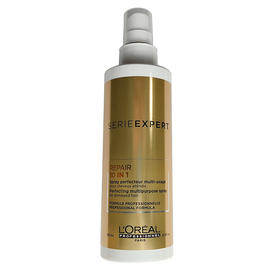 SPRAY 10 EN 1 LOREAL PROFESIONAL ABSOLUT REPAIR 190ml.