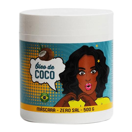 MASCARA OLEO DE COCO MAR BEAUTY