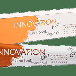 TINTURA INNOVATION + OXIDANTE CON AGUA (PRECIO UNITARIO)
