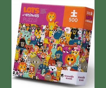 Lots of Animals