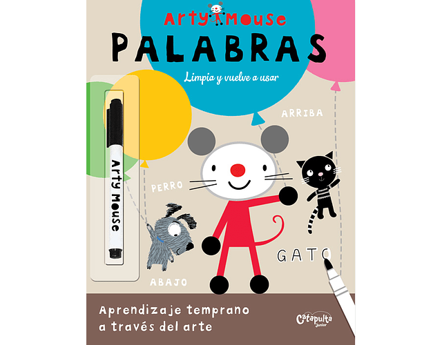 Arty Mouse - Palabras
