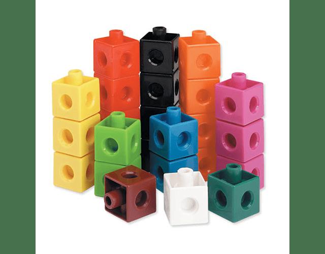 Cubo Conector 100 Un.