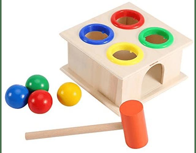 Caja Martillo