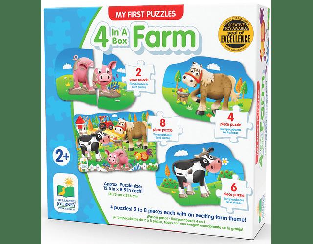 4 in a Box Farm