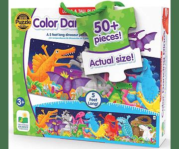 Color Dancing Dinos
