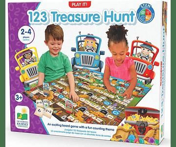 Play It! 123 Treasure Hunt