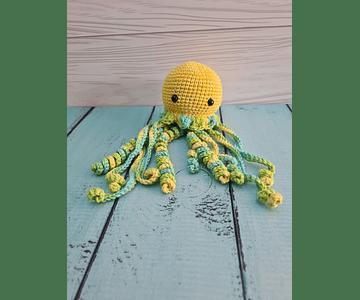 Medusa de Apego Amarilla