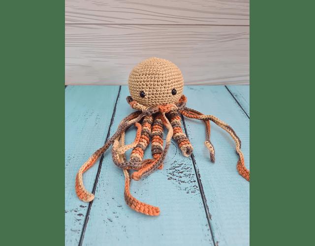 Medusa de Apego Café