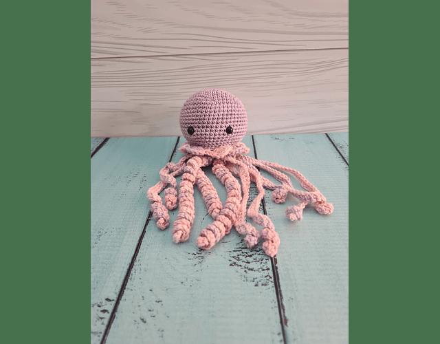 Medusa de Apego Lila