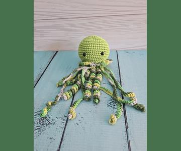 Medusa de Apego Verde