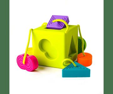 Oombeecube - Cubo de Encaje Bebé