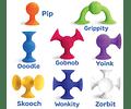 Squigz Starter Set - Juego de Creatividad y Construcción