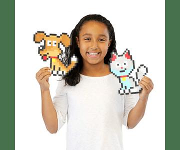 Puzzle de Pixeles - Playful Pets