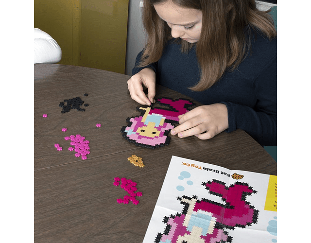 Puzzle de Pixeles - Fantasy Friends