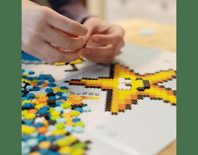 Puzzle de Pixeles - Under The Sea
