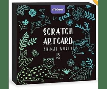 Scratch Cards - Mundo Animal