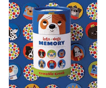 Canister Memory - Lots of Dogs