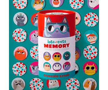 Canister Memory - Lots of Cats