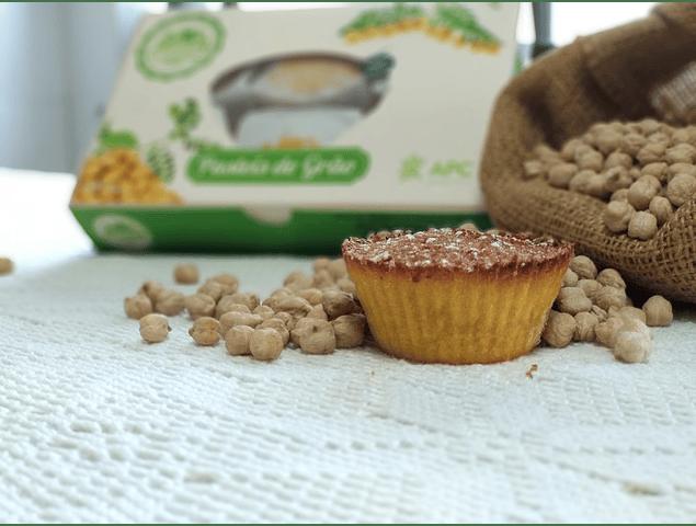 Pasteis de Grão (Chick Pea Cakes)- Box of 6 Units