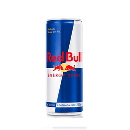 214 Red Bull 250cc (normal, sugar free)