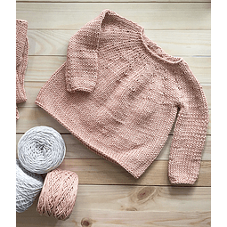 Patrón Sweater Teresita