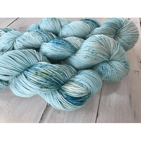 Lana Merino Superwash Pintada Tropical