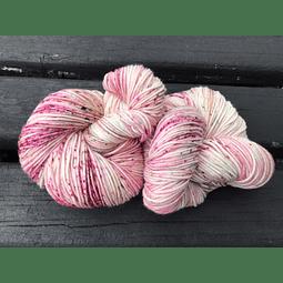 Lana Merino Superwash Pintada Petal Pink