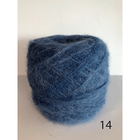 Baby Alpaca tipo Mohair (lace)
